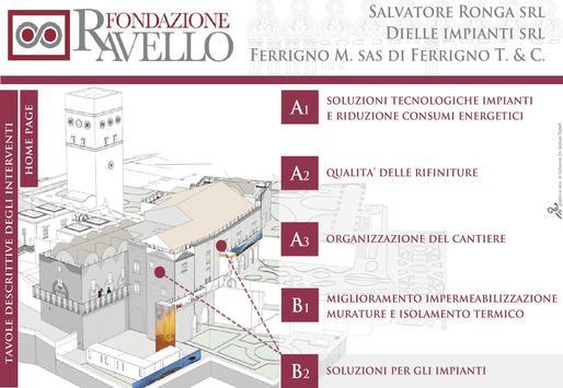 Cantiere di Villa Rufolo apk screenshot