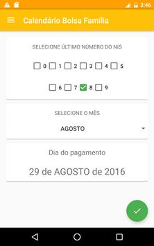 Bolsa Família 2017 apk screenshot