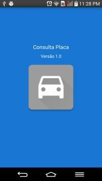 Consultar Placa Veiculo apk screenshot