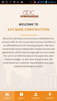 Ajit Bane Constructions poster
