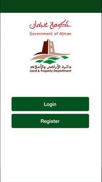 Ajman Land poster