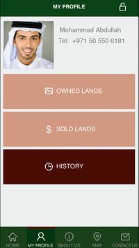 Ajman Land apk screenshot