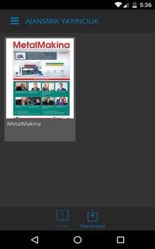 AjansMik Yayıncılık apk screenshot