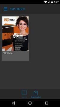 ERP HABER apk screenshot