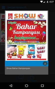 SHOW MARKET apk screenshot
