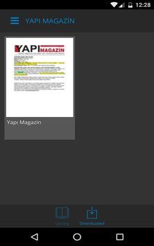 YAPI MAGAZİN apk screenshot