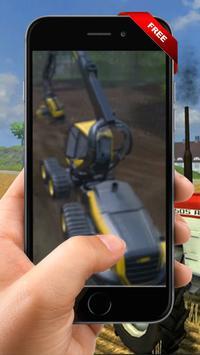 New Farming Simulator 15 Tips poster