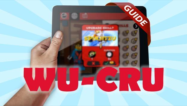 NEW Lego : Ninjago Wu-cru Tips poster