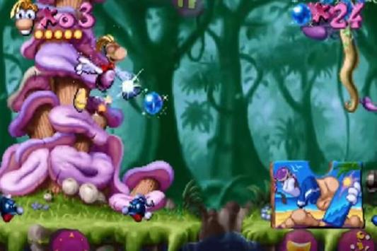 Best Rayman Clasic Tips apk screenshot