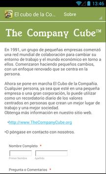 The Company Cube apk screenshot