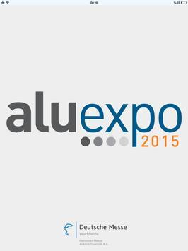 ALUEXPO 2015 apk screenshot