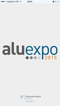 ALUEXPO 2015 poster