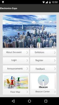 Expo apk screenshot