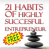 21 Entrepreneurial Habits~Free icon