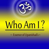 WHO AM I,Essence of Upanishads icon