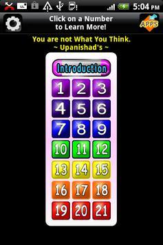 WHO AM I,Essence of Upanishads apk screenshot