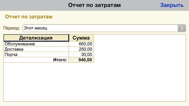 Retail trade apk screenshot
