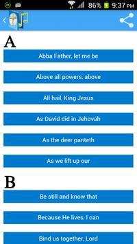 All Christian Songs Book apk screenshot
