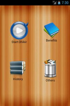 Dhikir Of Allah apk screenshot