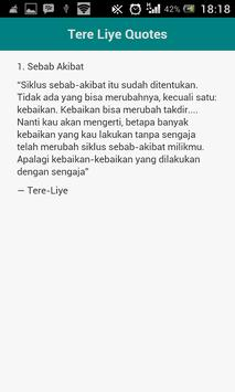 Tere Liye Quotes apk screenshot