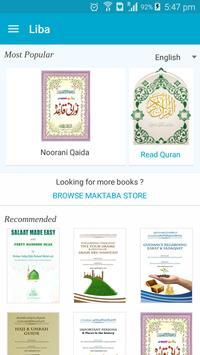Liba - Islamic Books poster