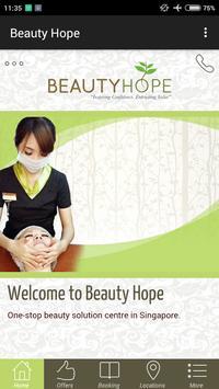 Beauty Hope Singapore poster