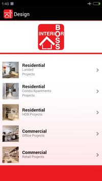 BOSS Interior Design apk screenshot