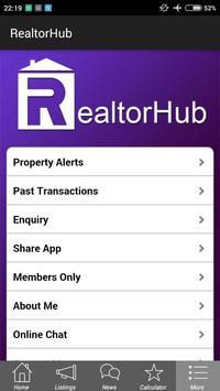 RealtorHub apk screenshot
