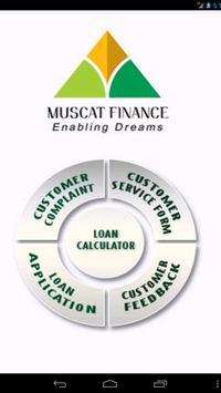 Muscat Finance poster