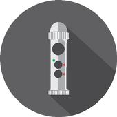 Neuralyzer Men in Black icon