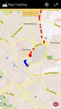 Map Tracking apk screenshot