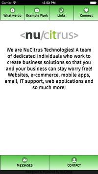 NuCitrus apk screenshot