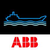 Marine energy efficiency guide icon