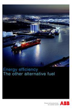 Marine energy efficiency guide poster