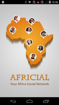 Africial poster