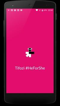 Tifozi #HeForShe poster