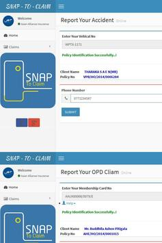 Snap To Claim apk screenshot