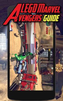 Guide LEGO Marvel's Avengers poster