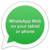 Browser for WhatsApp Web icon