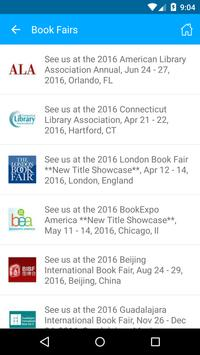 Book Fair Buddy apk screenshot