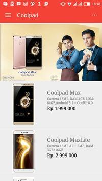 CoolPad Indonesia apk screenshot
