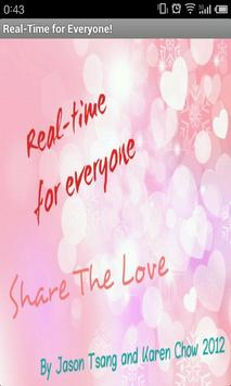 Real-Time for Everyone! poster