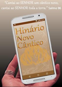 Hinário Novo Cântico apk screenshot