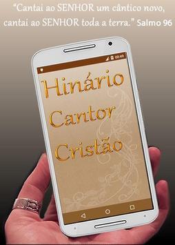 Hinário Cantor Cristão poster