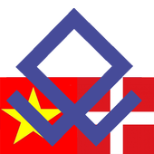 Vietnamese Danish Dictionary icon