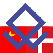 Chinese Danish Dictionary icon