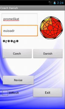 Czech Danish Dictionary apk screenshot