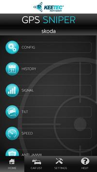 Keetec GPS Sniper apk screenshot