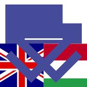 Hungarian English Dictionary icon