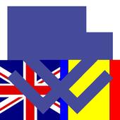 Romanian English Dictionary icon